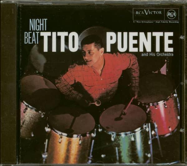 Night Beat (CD)