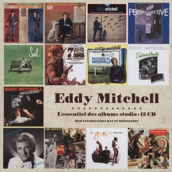 Essential Studio Albums (13-CD)