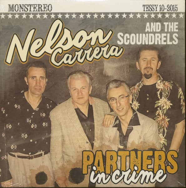 Partners In Crime (LP, 10inch)