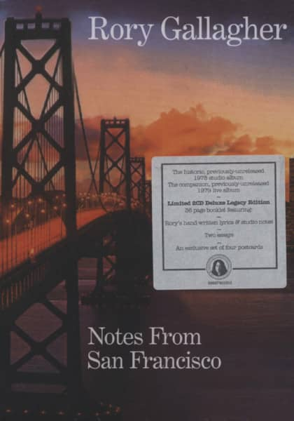 Notes From San Francisco (2-CD Deluxe Ed.)