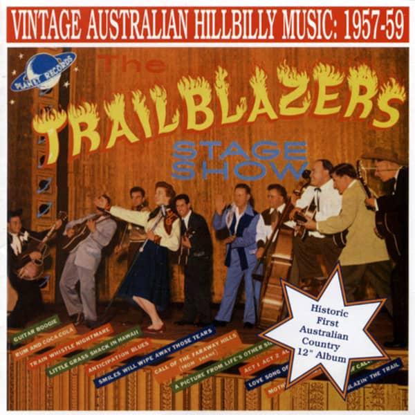 Vintage Australian Hillbilly Music 1957-59