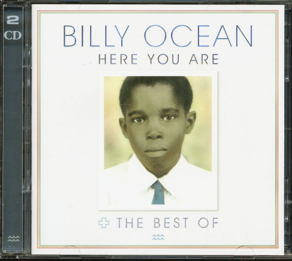 Here You Are - The Best Of Billy Ocean (2-CD)