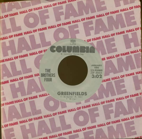 Greenfields - The Green Leaves Of Summer (7inch, 45rpm, BC, CS)