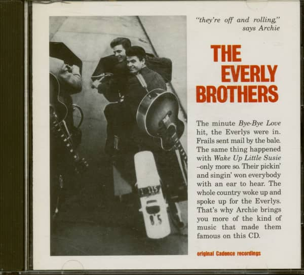 The Everly Brothers (CD)