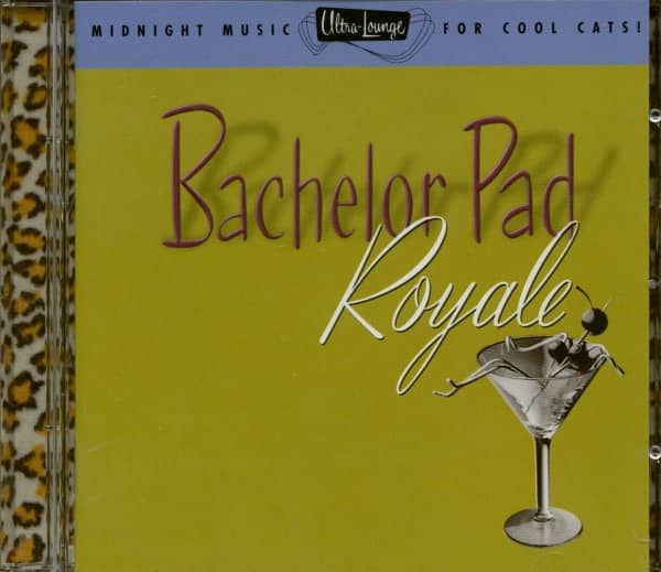 Ultra Lounge - Bachelor Pad Royale Vol.3