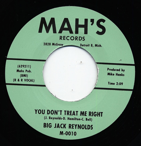 Made It Up In Your Mind - You Don't ... 7inch, 45rpm