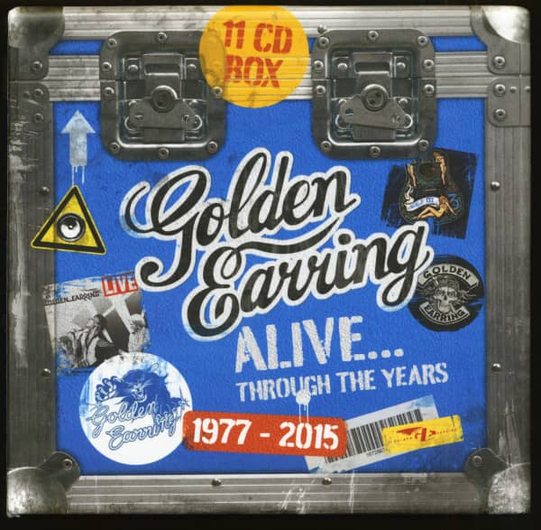Alive...Through The Years (11-CD Box, Limited-Numbered-Edition)