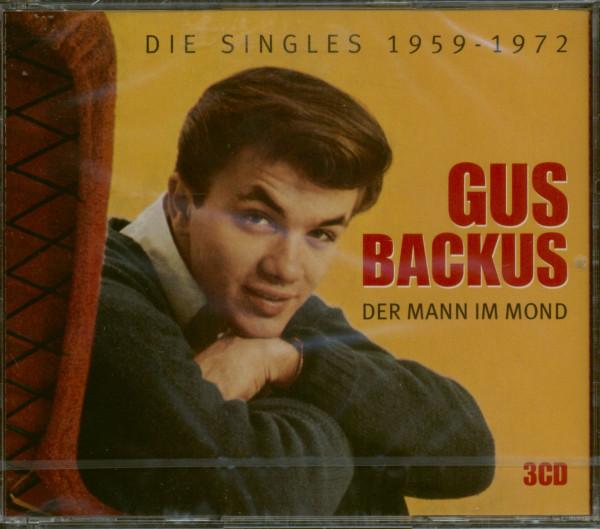 Der Mann Im Mond - Die Singles 1959-1972 (3-CD)