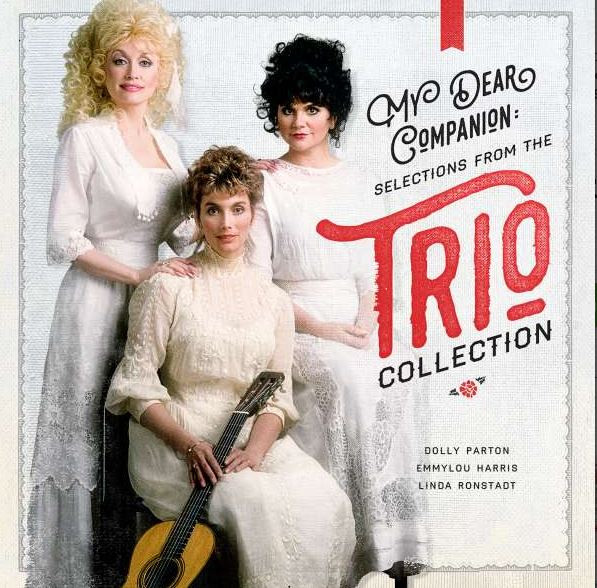 Dolly Parton, Linda Ronstadt, Emmylou Harris - My Dear Companion (CD)