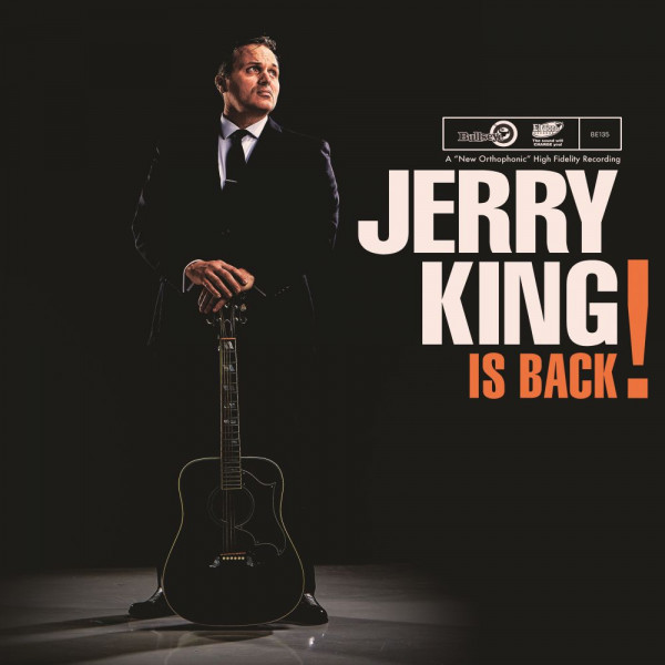 Jerry King Is Back! (LP)
