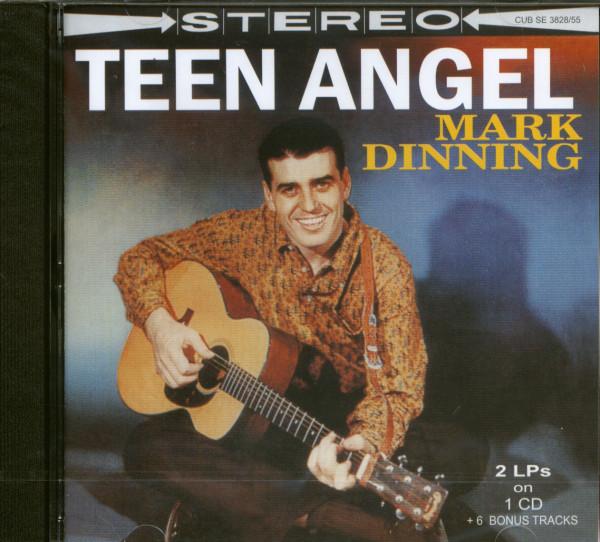 Teen Angel - Wanderin' - plus bonus (CD)