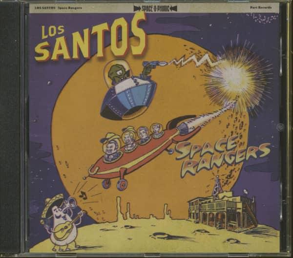 Space Rangers (CD)