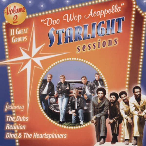 Vol.2, Doo Wop Acappella Starlight Sessions