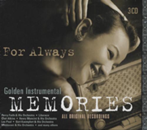 For Always - Instrumental Memories (3-CD)