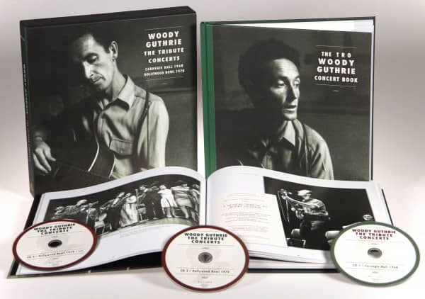 Woody Guthrie - The Tribute Concerts