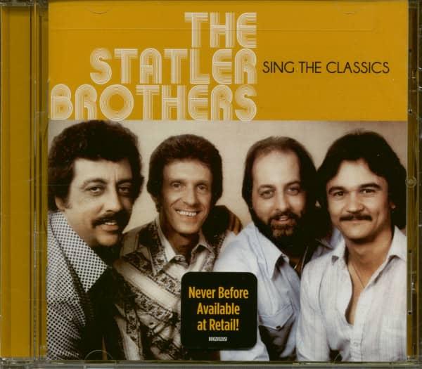 Sing The Classics (CD)