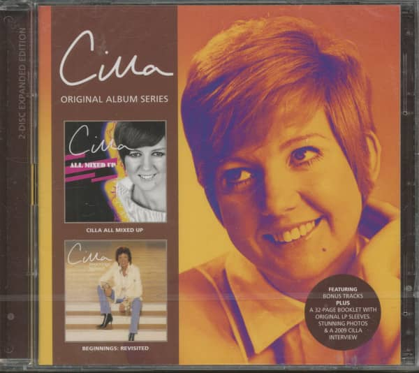 Cilla All Mixed Up - Beginnings: Revisited (2-CD)