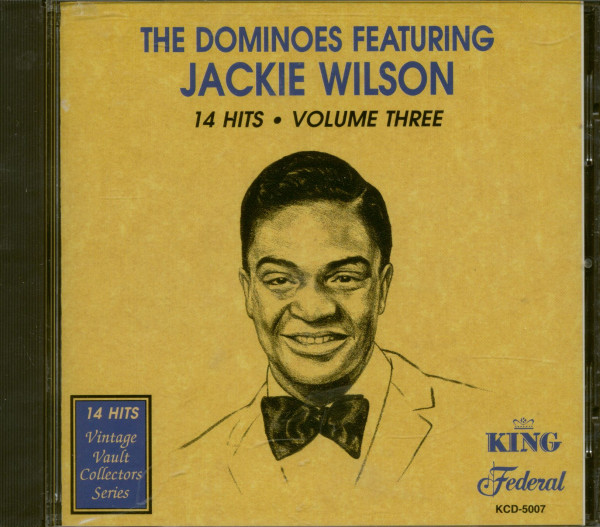 Featuring Jackie Wilson - 18 Hits