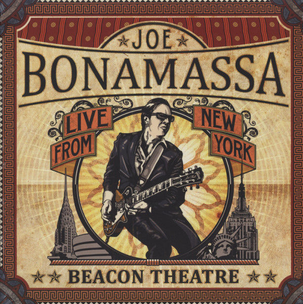 Beacon Theatre: Live From New York 2-LP