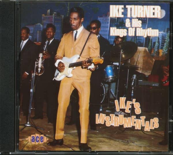 Ike's Instrumentals (CD)