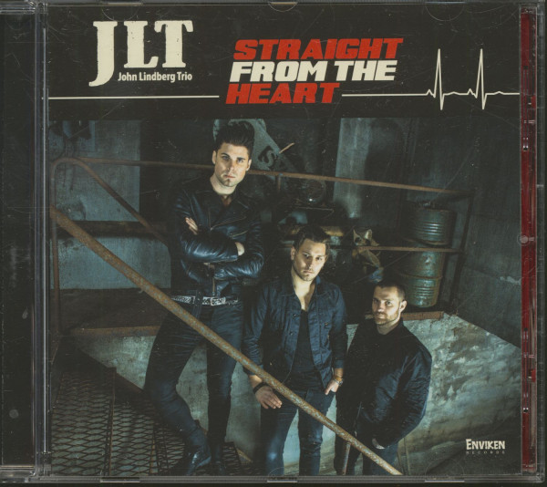 Straight From The Heart (CD)