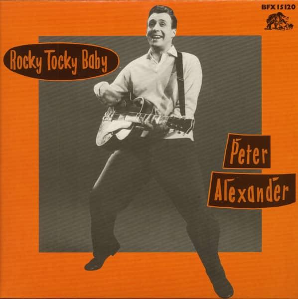 Rocky Tocky Baby (LP)