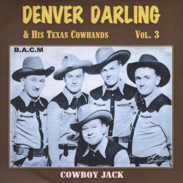 Vol.3 Cowboy Jack (CD-R)