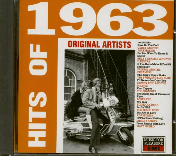 Hits Of 1963 (CD)