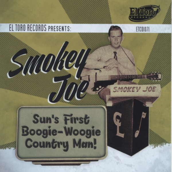 Sun's First Boogie-Woogie Country Man!
