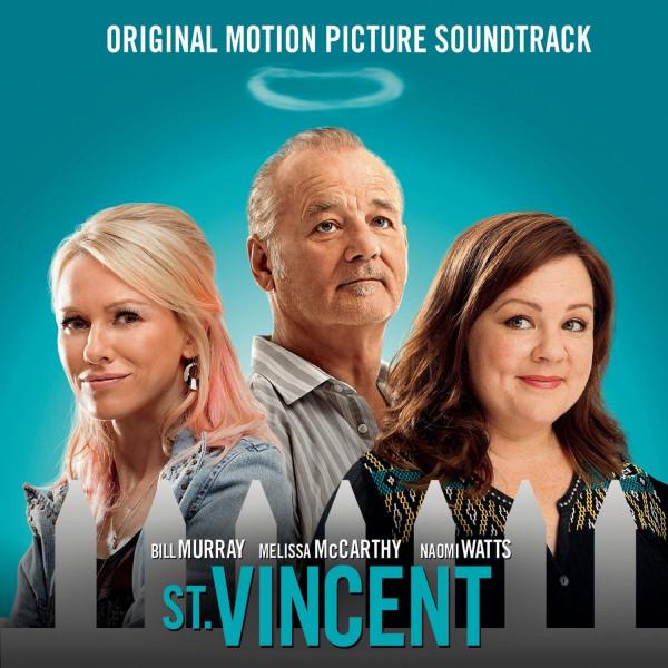 St. Vincent (Soundtrack & Score) 2-LP 180g, limited, color wax, numbered