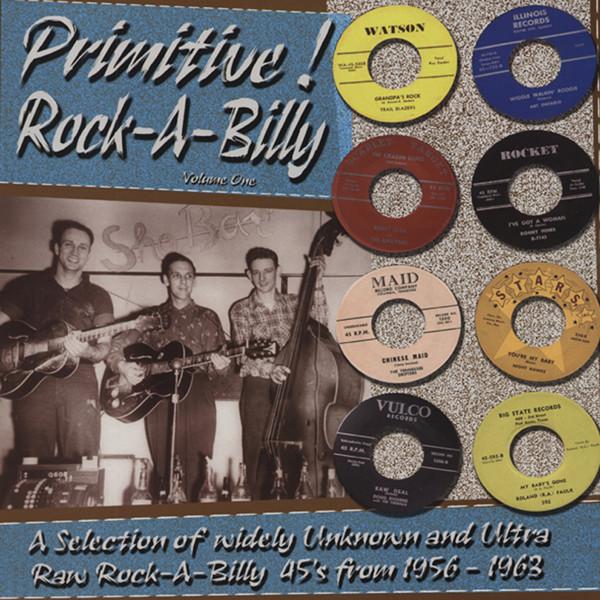 Primitive Rock-A-Billy Vol.1