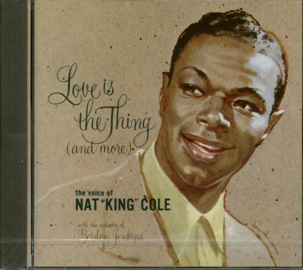 Love Is The Thing (CD)