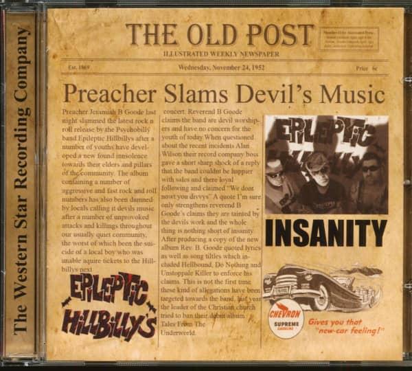 Insanity (CD)