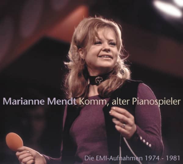 Komm, alter Pianospieler (1974-1981)