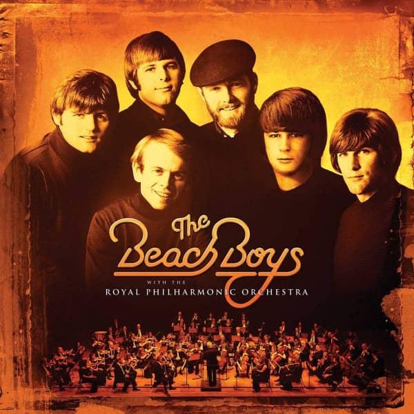 The Beach Boys & The Royal Philharmonic Orchestra (2-LP 180g Vinyl)