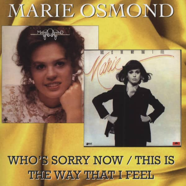 Who's Sorry Now(75)This Is The Way I Feel(77)