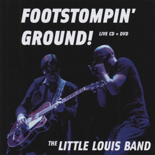 Footstompin' Ground (CD&DVD)