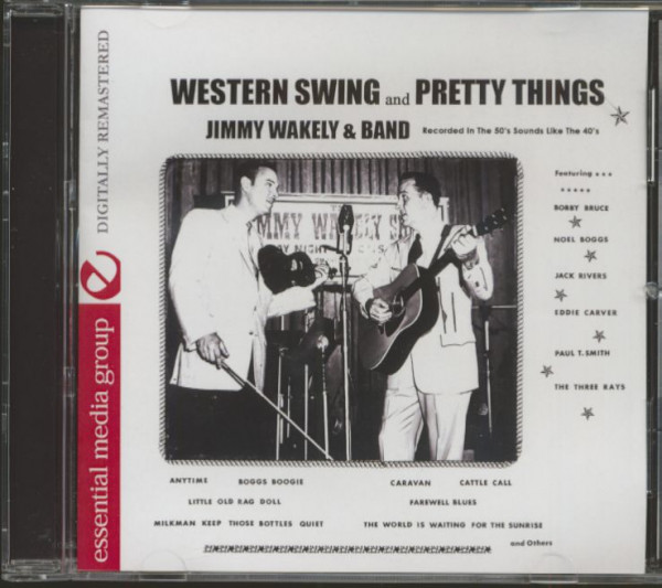 Western Swing And Pretty Things (CD)
