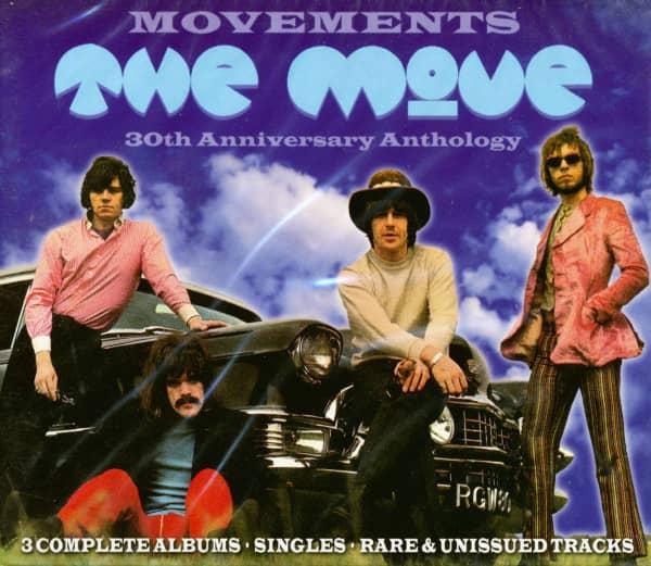 Movements - 30th Anniversary Anthology (3-CD)
