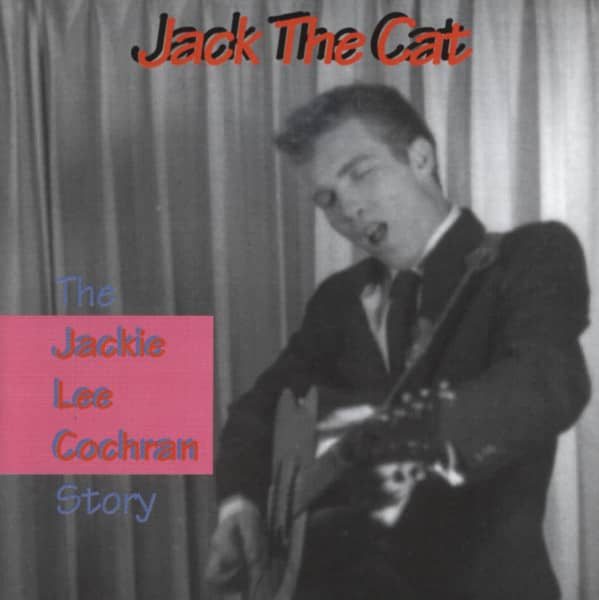 Jack The Cat Story - The 50's Recordings