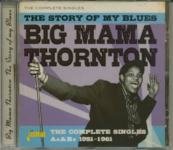 Story Of My Blues: Complete Singles As & Bs 51-61 (CD)