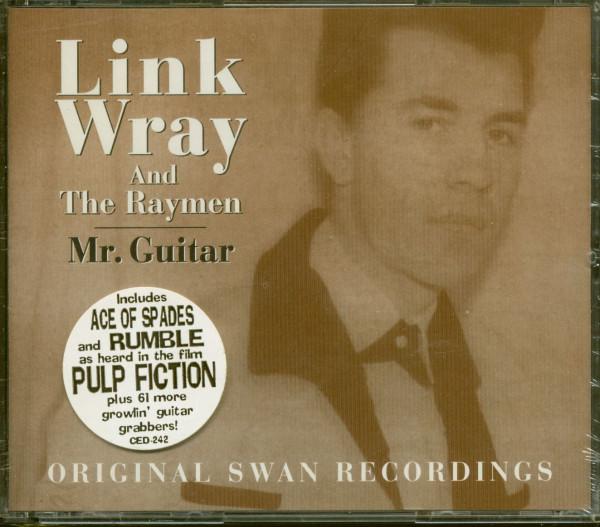 Mr. Guitar - Complete Swan Recordings (2-CD)