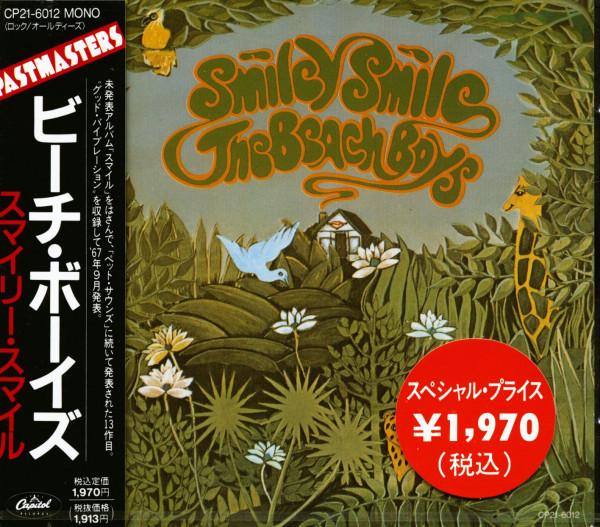 Smiley Smile (CD Japan)