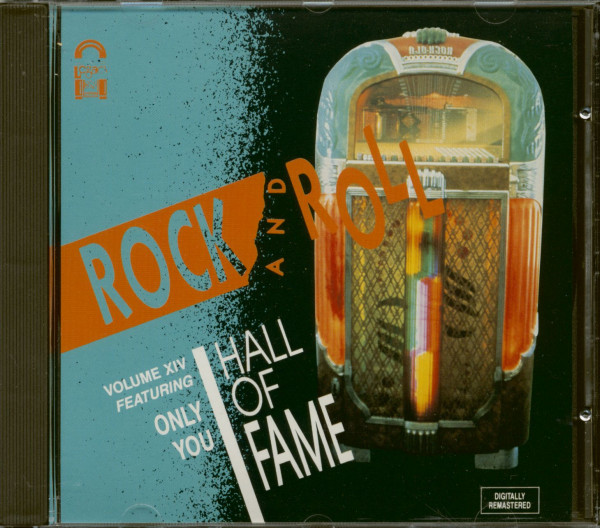 Rock And Roll Hall Of Fame, Vol. XIV - Only You (CD)
