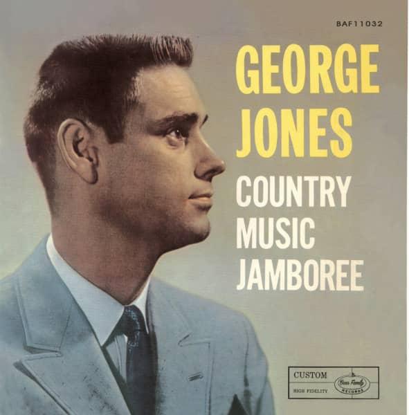 Country Music Jamboree (LP, 10inch, Ltd.)
