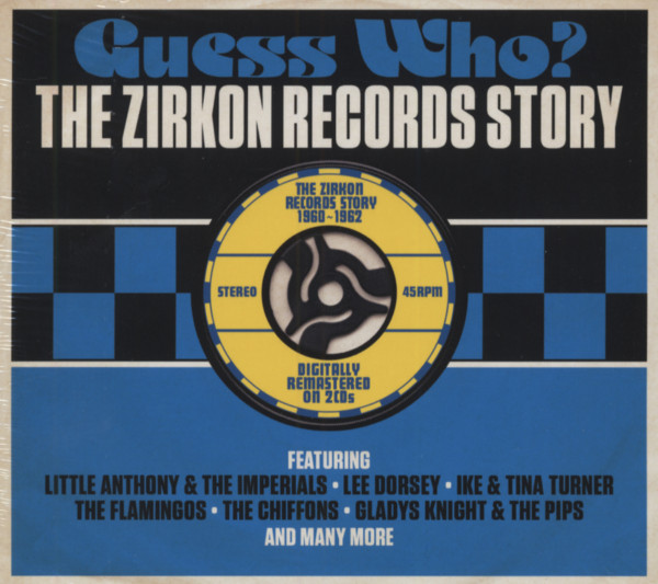 Guess Who? - The Zirkon Records Story (2-CD)