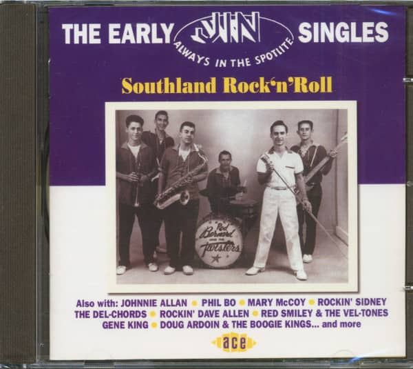 The Early Jin Singles - Southland Rock'n'Roll (CD)