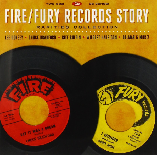 Fire & Fury Records Rarities Collection (2-CD)