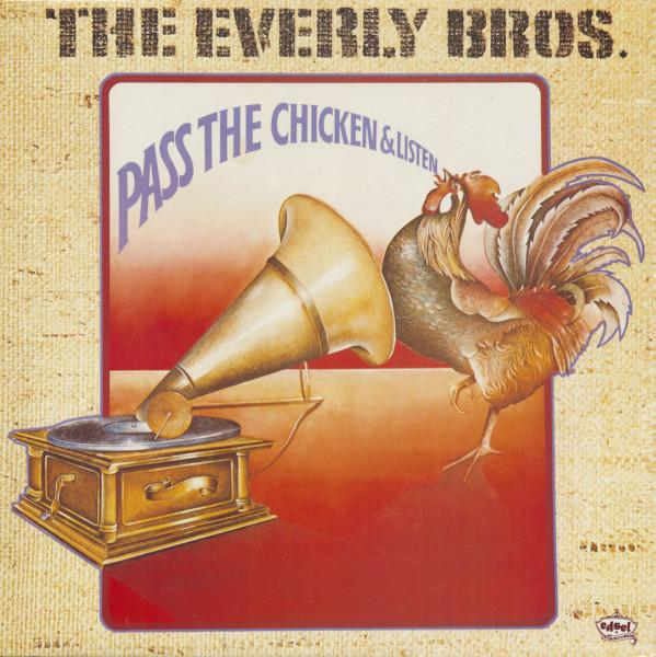 Pass The Chicken And Listen (LP)