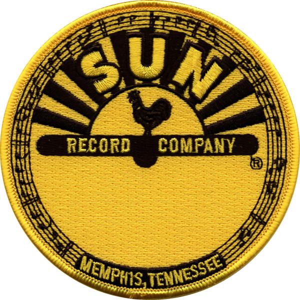 Patch - Aufnäher - Sun Memphis (10cm)